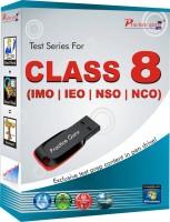 Practice guru Class 8 - Combo Pack (IMO / NSO / IEO / NCO)(Pen Drive)