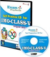 Practice guru Exam Prep CD For IMO Class 5(CD)