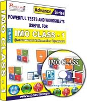 Practice guru IMO Class 1(CD)