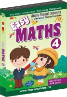 MAS Kreations Easy-Maths-4(CD)