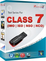 Practice guru Class 7 - Combo Pack (IMO / NSO / IEO / NCO)(Pen Drive)