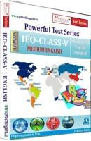 Practice Guru Powerful Test Series - IEO Medium English (Class - 5) - Price 339 5 % Off