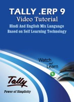 LSOIT TALLY ERP 9.0 TUTORIALS DVD IN HINDI AND ENGLISH MIX LANGUAGE(DVD) - PRICE 600 32 % OFF   - EDUCRATSWEB.COM
