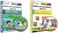 Practice guru Class 1 - Combo Pack (IMO / NSO)(CD)