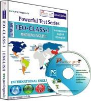 Practice Guru IEO Class 1 - Price 540