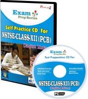 Practice guru Exam Prep For NSTSE Class 12 (PCB)(CD)