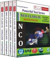 Practice Guru Powerful Test Series (IMO / NSO / IEO / NCO) Medium English (Class - 9) (Combo Pack) - Price 489 1 % Off