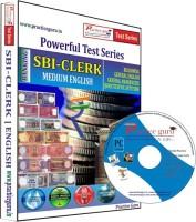 Practice Guru SBI Clerk Test Series(CD) - Price 254 5 % Off