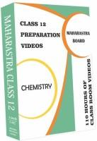 AVNS INDIA Maharastra Higher Secondary Class 12 - Chemistry Full Syllabus Teaching Video (DVD) (for English Medium Students)(DVD)