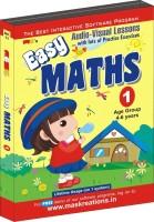 MAS Kreations Easy Maths-1(CD)