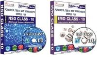 Practice guru Class 10 - Combo Pack (IMO / NSO)(CD)