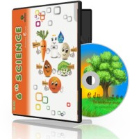 Edutree 6th Science Cbse-Ncert Animated E Book (6-7 Hrs Duration)(3 Cd Pack -Prepared By Team Of Expert Teachers.)