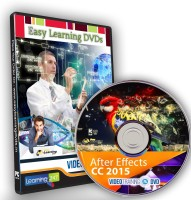 Easylearning Learn Adobe After Effects CC 2015 Video Training Tutorial DVD(DVD)