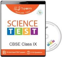 Tupoints Cbse Class 9 Science Offline Test(DVD) - Price 325 56 % Off