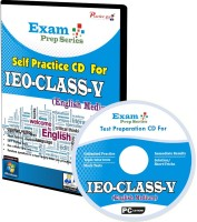 Practice guru 15 Topic Wise Practice Test Papers For IEO Class 5 for assured success!(CD)