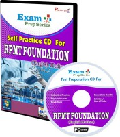 Practice guru 62 Topic Wise Practice Test Papers For RPMT Foundation for assured success!(CD)