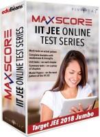 Edubeans Target JEE 2018 Jumbo OnlineTest Preparation for IITJEE Main & Advance (PCM) with Mock Tests(Online)