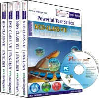 Practice Guru Powerful Test Series (NCO / NSO / IMO / IEO) Medium English (Class - 7) (Combo Pack)