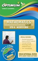 Optimum Educators Educational DVDs CBSE/NCERT- STD 8- MATHEMATICS PART 2(DVD)