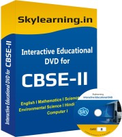 Skylearning.In All in One Combo for Class 2(CD) - Price 1099