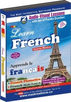 MAS Kreations Learn French(CD)