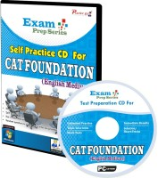 Practice guru 115 Topic Wise Practice Test Papers For CAT Foundation for assured success!(CD)