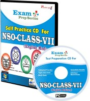 Practice guru 25 Topic Wise Practice Test Papers For NSO Class 7 for assured success!(CD)