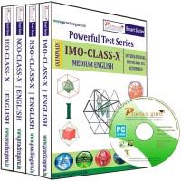 Practice Guru Class 10 - Combo Pack (IMO / NSO / IEO / NCO)