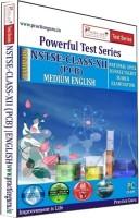 Practice Guru Powerful Test Series NSTSE PCB Medium English (Class - 12)