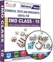 Practice guru IMO Class 10(CD)