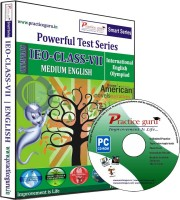 Practice Guru Powerful Test Series IEO Medium English (Class - 7) - Price 540