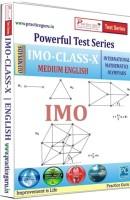 Practice Guru Powerful Test Series - IMO Medium English (Class - 10)