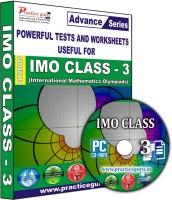 Practice guru IMO Class 3(CD)