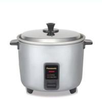 Panasonic Wa10[Z9]Silver Electric Rice Cooker(2.7 L, Silver)