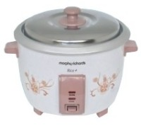 Morphy Richards Rice + Electric Cooker Electric Rice Cooker with Steaming Feature(1.8 L)