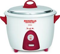 MAHARAJA WHITELINE Inicio Multi Electric Rice Cooker(1.8 L, Red, White)