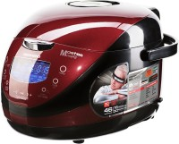 REDMOND RMC-M150E, Digital smart multicooker Rice Cooker, Deep Fryer, Slow Cooker, Food Steamer(5 L, Red)