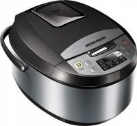 REDMOND RMC-M4500E black, Digital smart multicooker Rice Cooker, Deep Fryer, Slow Cooker, Food Steamer(5 L, Black)