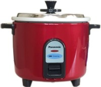 Panasonic SR-WA10 (GE9) Electric Rice Cooker(1 L, Burgandy)