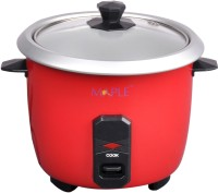 MAPLE Lilliput Online Shopping India Electric Rice Cooker(0.4 L, Red)