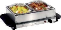 Ovastar Buffet Server Electric Cooking Heater(2 Burner)