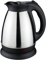 GOLDWELL GW-160 Electric Kettle(1.5 L, Silver, Black)