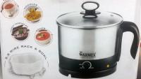 Warmex mp999 Electric Kettle(1.2 L, Black)