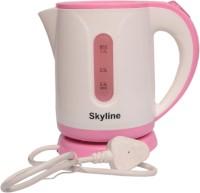 Skyline VTL-5010 Electric Kettle(1.2 L, White, Pink)
