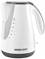 Black & Decker JC72 Electric Kettle(1.7 L, Black, White)