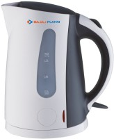 Bajaj Platini PX 111K Electric Kettle(1.7 L, White)