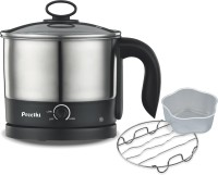 Preethi Armour Multi Utility Electric Kettle(1.2 L, Steel/Black)