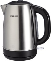 Philips HD9320 Electric Kettle(1.7 L, Black, Silver)
