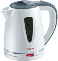 Prestige 41577 - PKPDC 1.0 Electric Kettle(1 L, Off White, Grey)