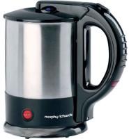 Morphy Richards Tea Maker Electric Kettle(1.5 L, Steel Black)